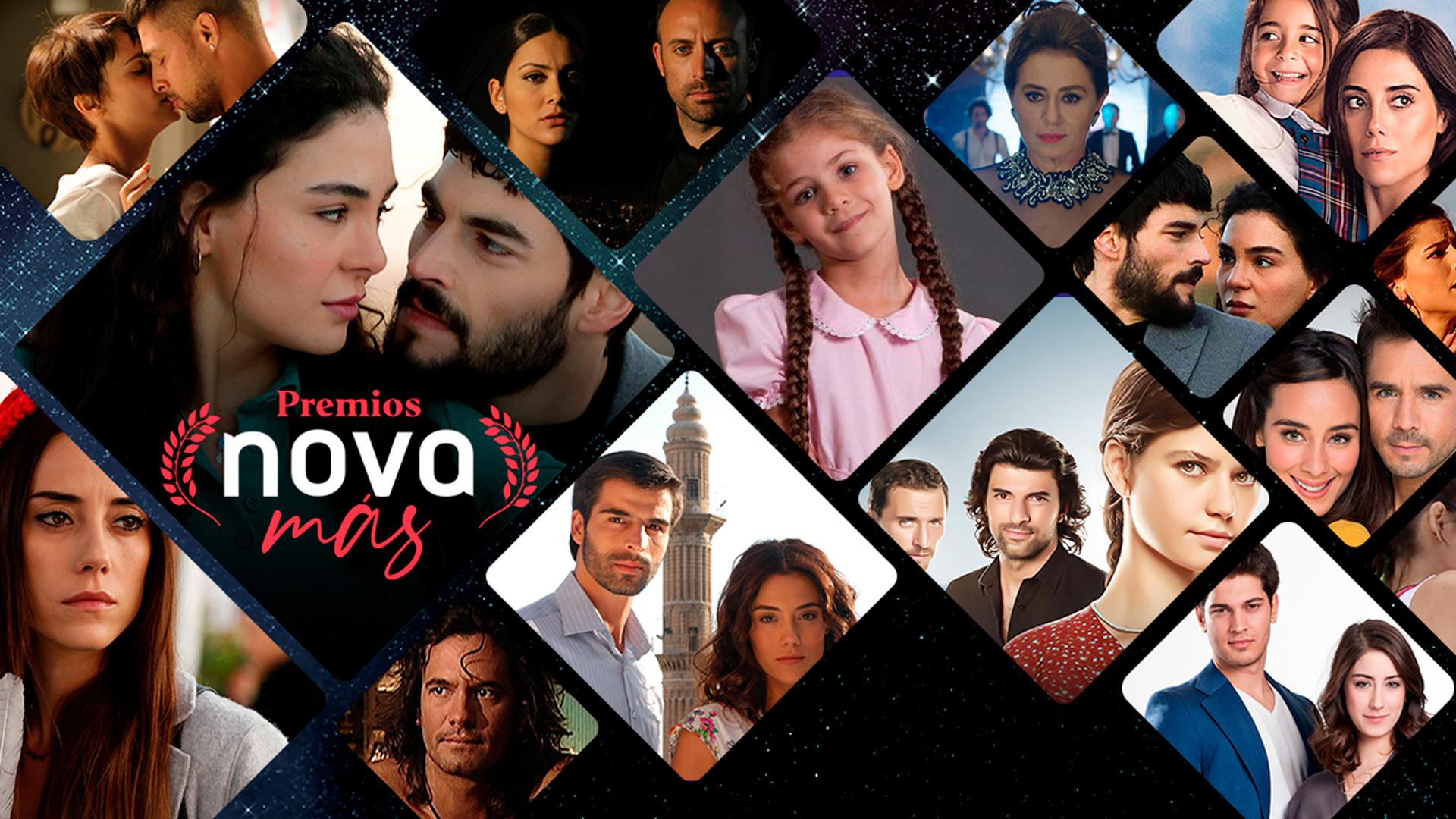 Temporada 1 Gala de la I Edición de los Premios Nova Más