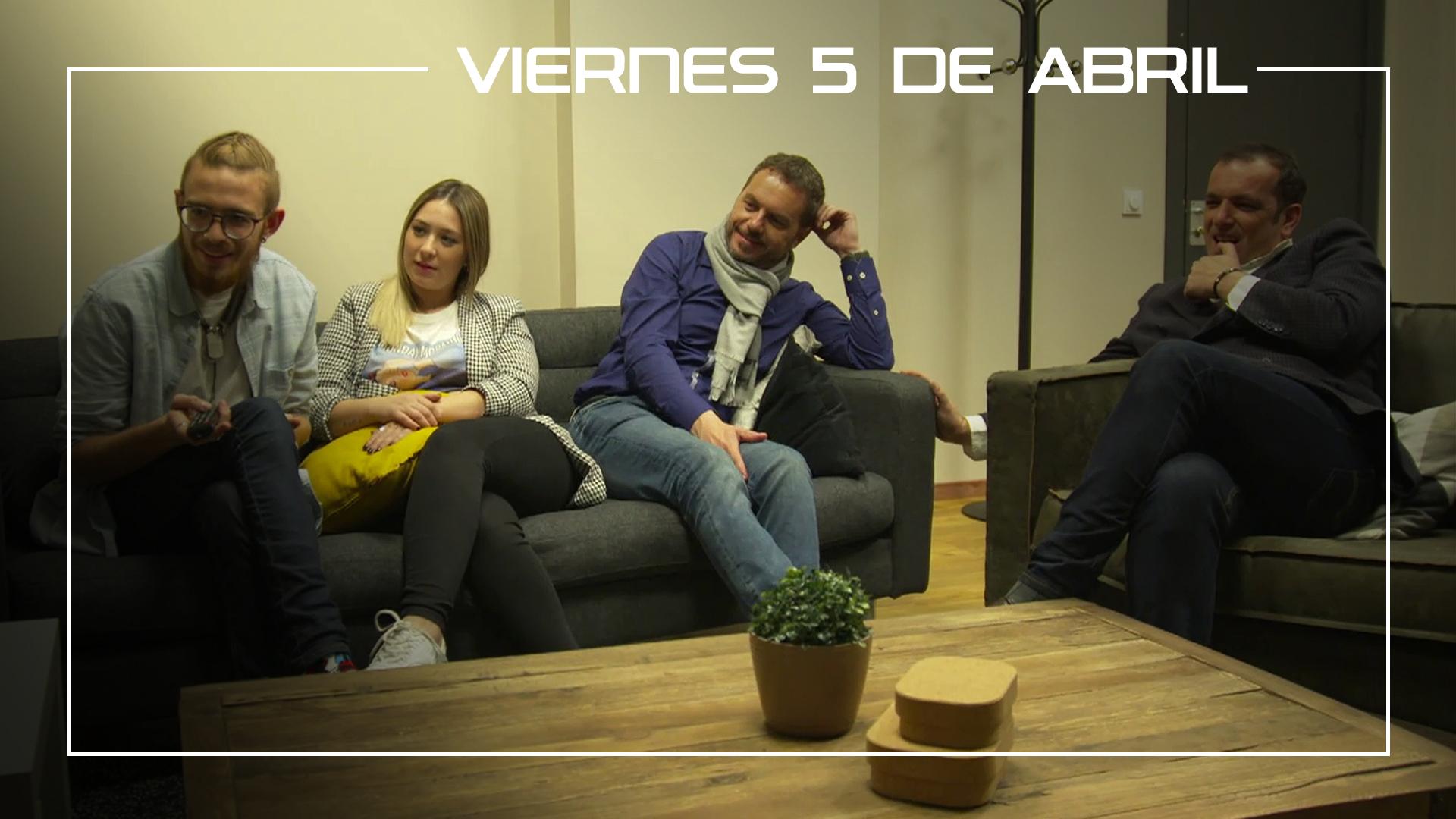 Viernes 5 de abril Los finalistas de 'La Voz' se emocionan al ver la despedida con sus compañeros