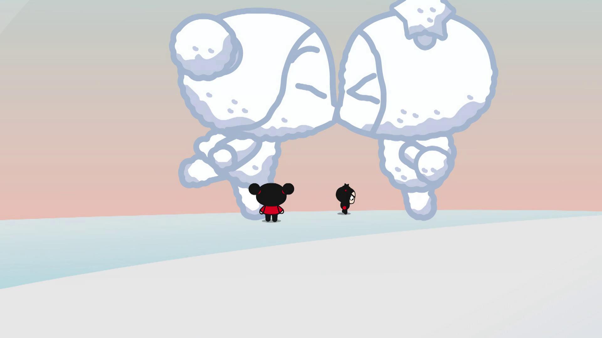 Temporada 1 T1 - C17: Ninjas de nieve