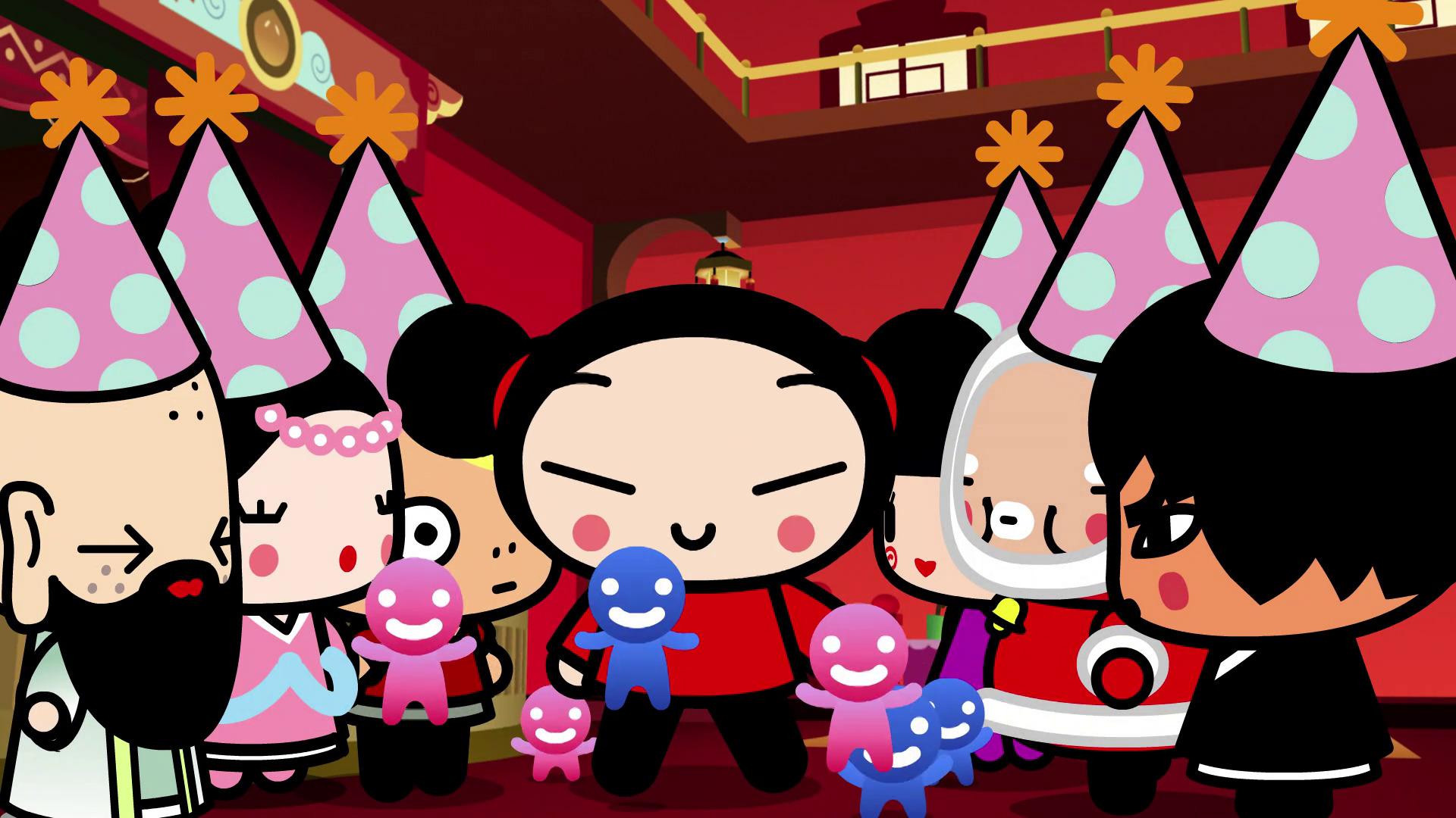 Temporada 1 T1 - C18: Un cumpleaños ajetreado