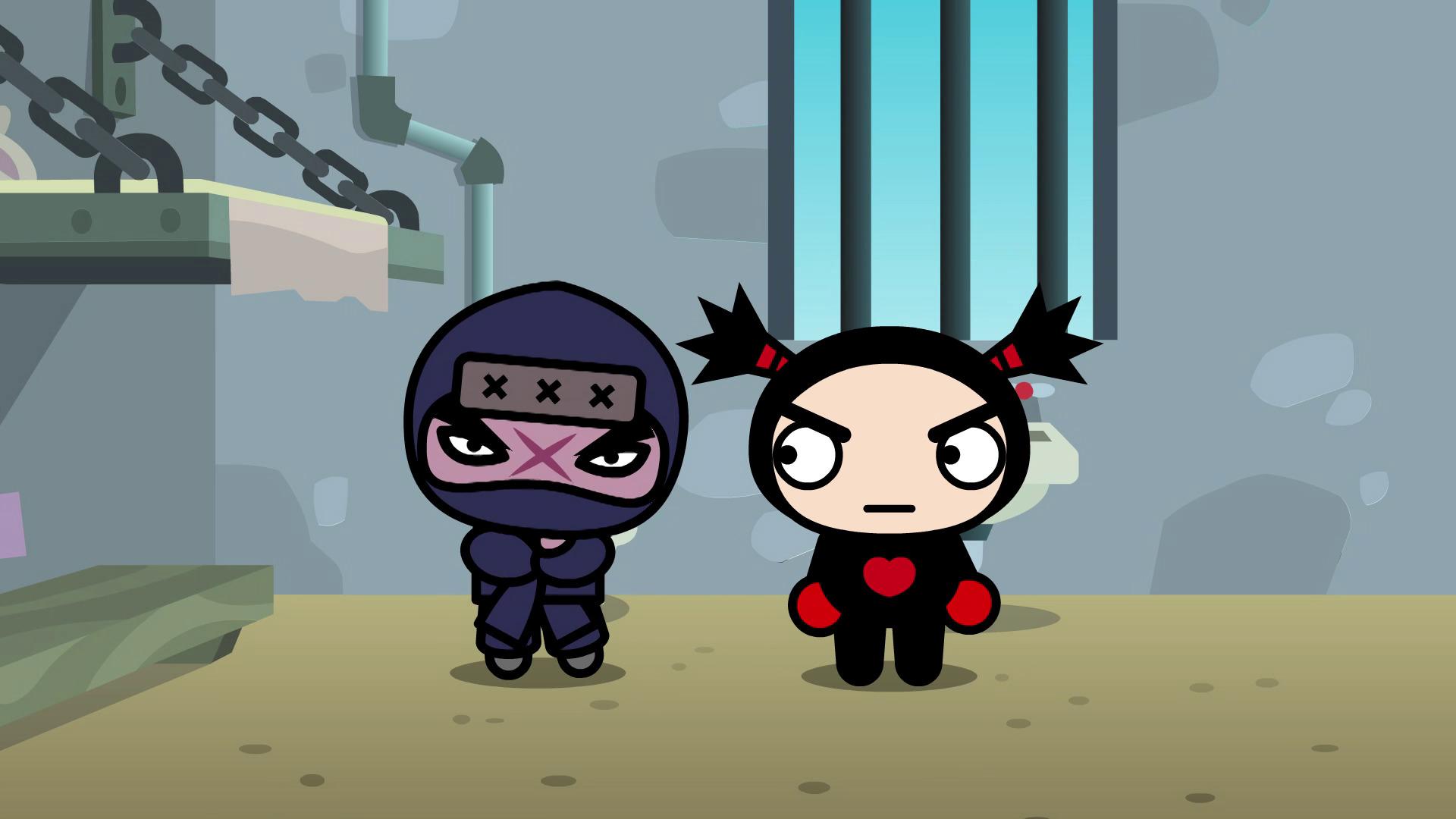 Temporada 1 T1 - C27: Pájaros ninjas