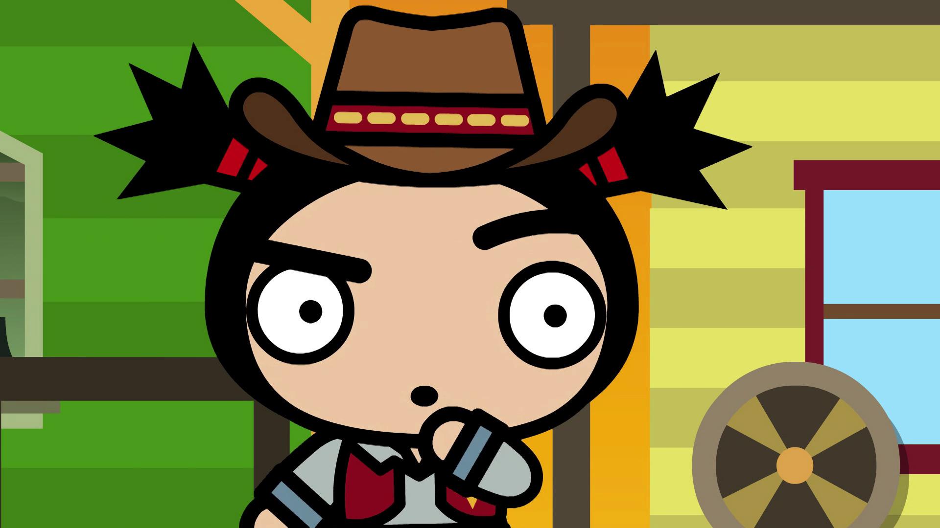 Temporada 1 T1 - C31: Ninjas del oeste