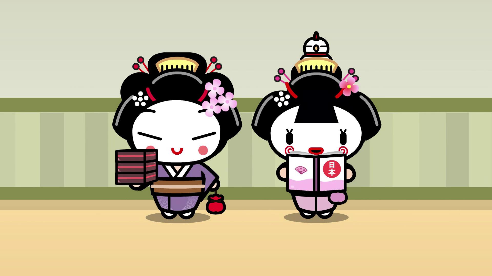 Temporada 1 T1 - C61: Sumo en Tokio