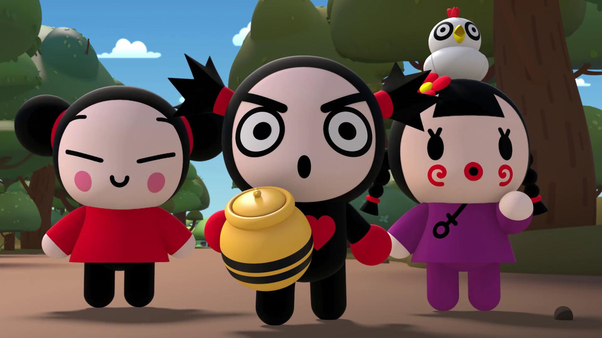 Temporada 3: Receta de amor T3 - C14: Búsqueda de miel para los dumplings
