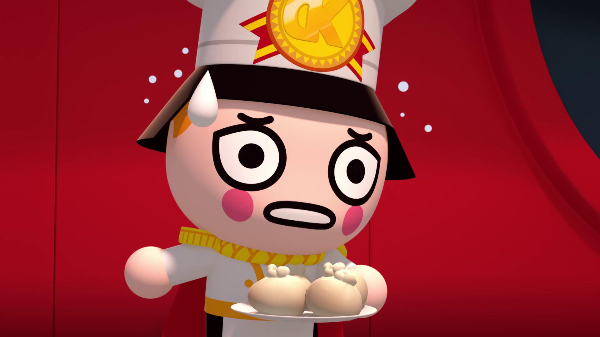 Temporada 3: Receta de amor T3 - C21: Chef maestro del Dong King?