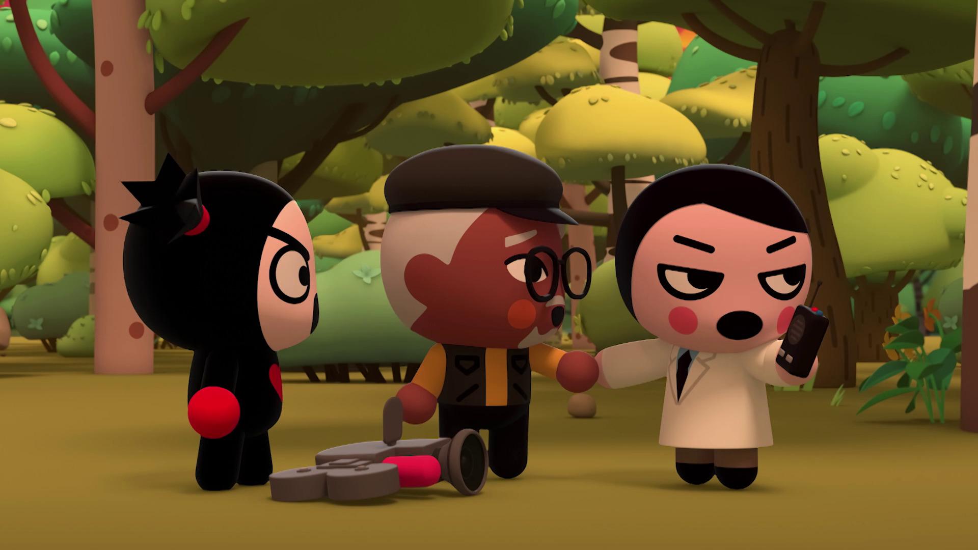 Temporada 3: Receta de amor T3 - C46: Garu la estrella de cine