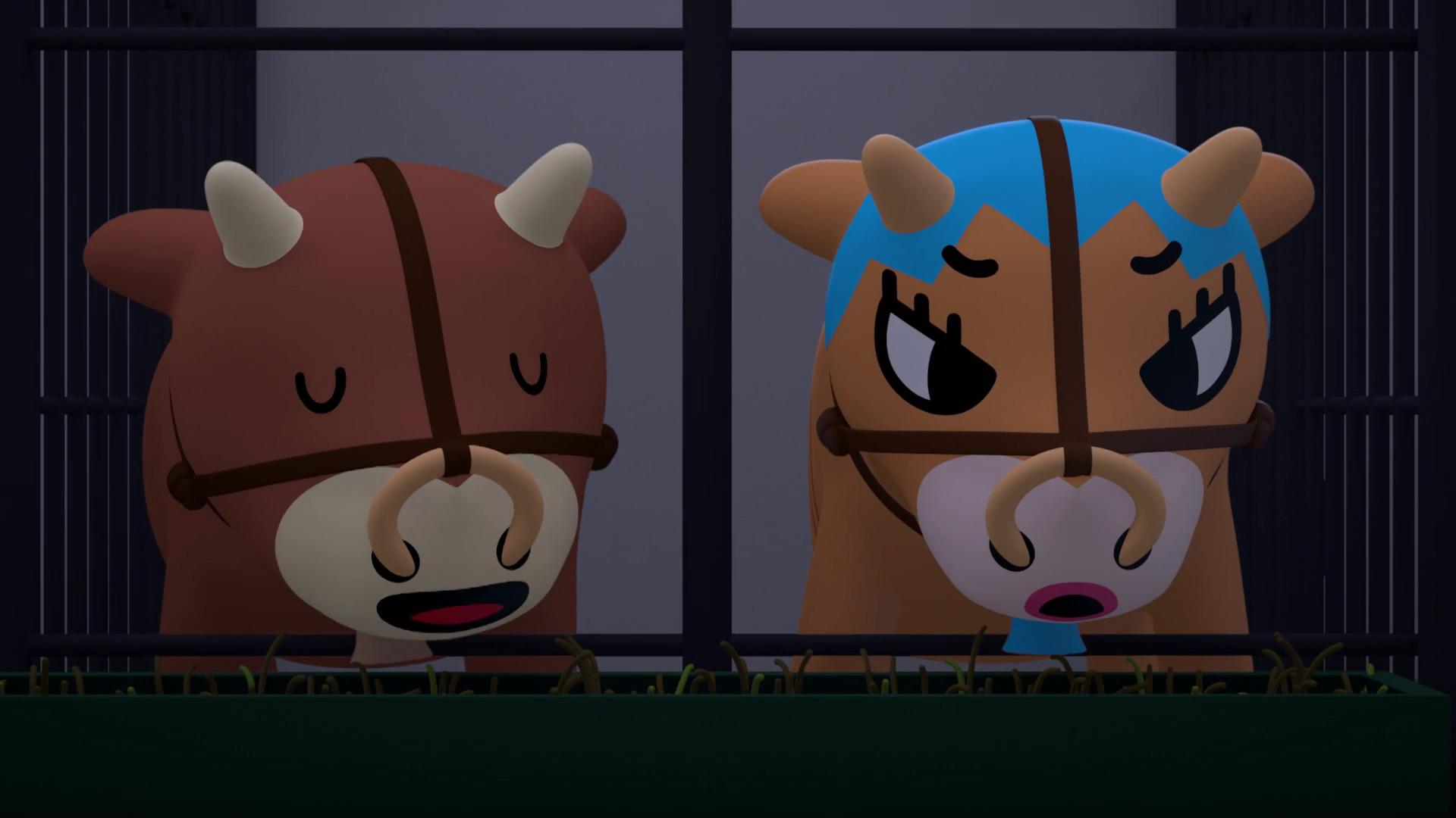 Temporada 3: Receta de amor T3 - C75: Ring Ring La vaca