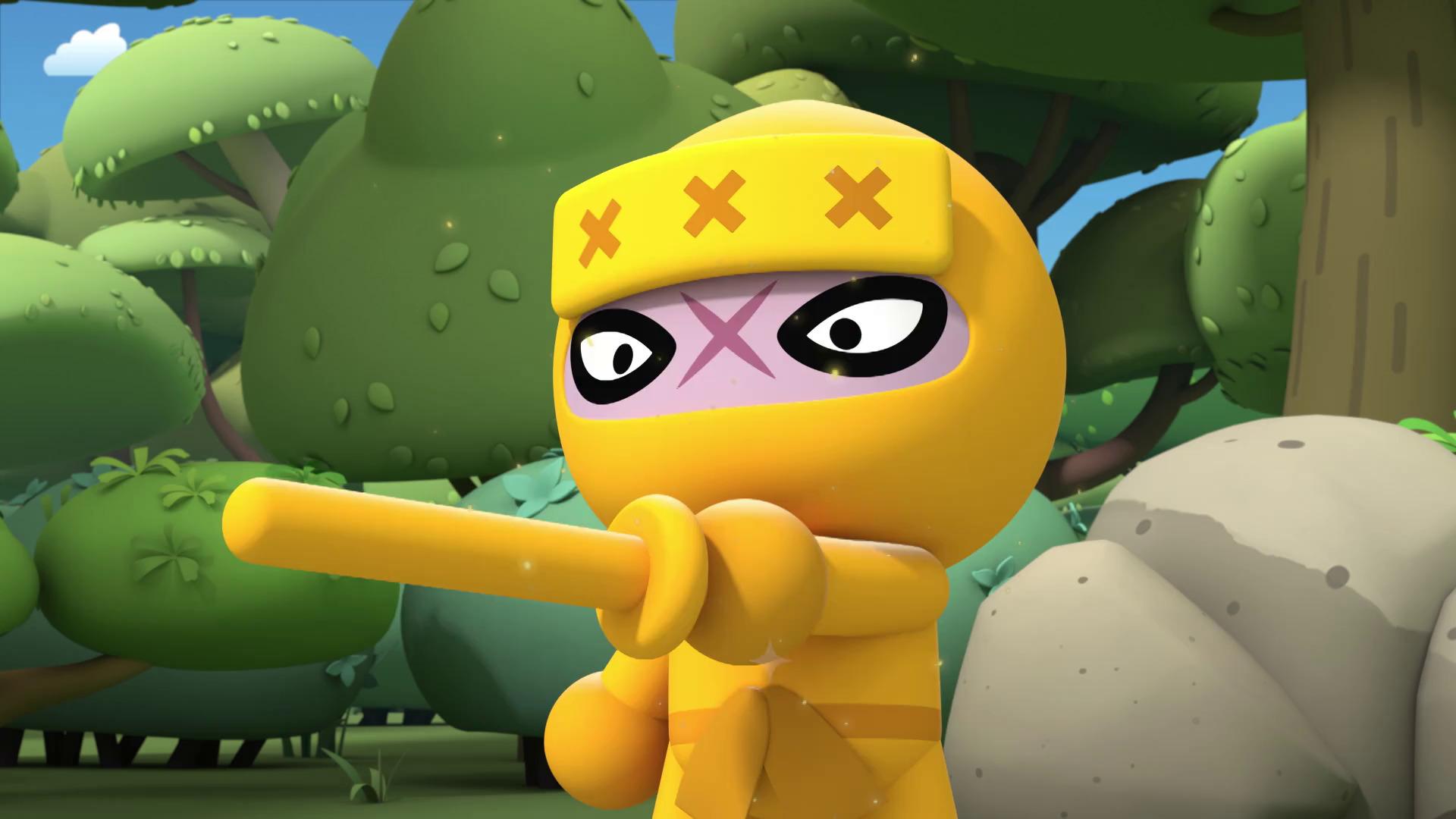Temporada 3: Receta de amor T3 - C8: Tobe el ninja dorado