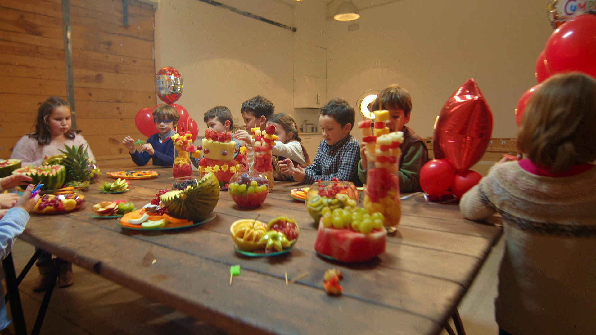 Temporada 1 Programa 1: ¿Qué comen nuestros hijos?