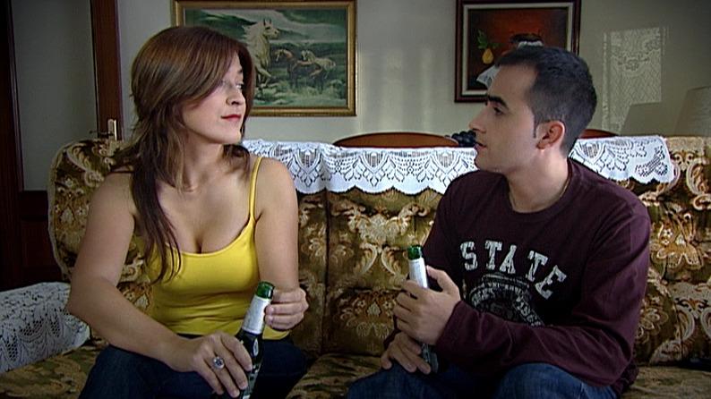 Temporada 1 Capítulo 4: Anímate hijo / Verónica / María Albelo /  Si hubieras vivido en mis tiempos...