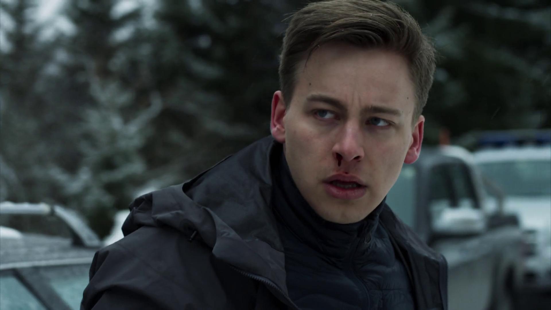Temporada 8 T8 - C12: Cegado por la nieve (2ª parte)