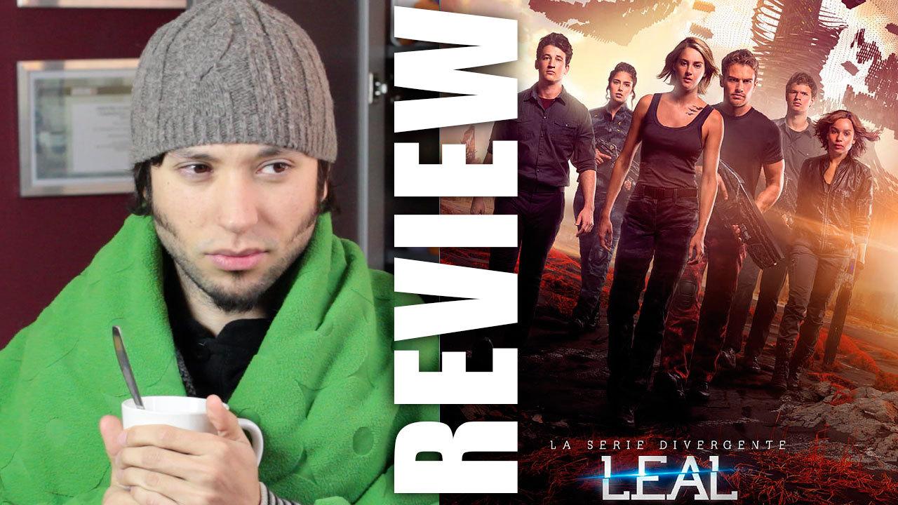 Temporada 1  Crítica de La serie Divergente: Leal