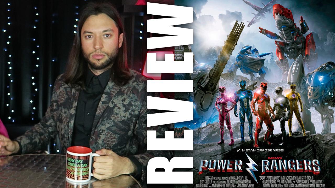 Temporada 1 Crítica de 'Power Rangers'