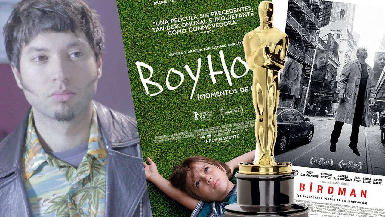 Temporada 1 Oscars 2015: Boyhood VS Birdman