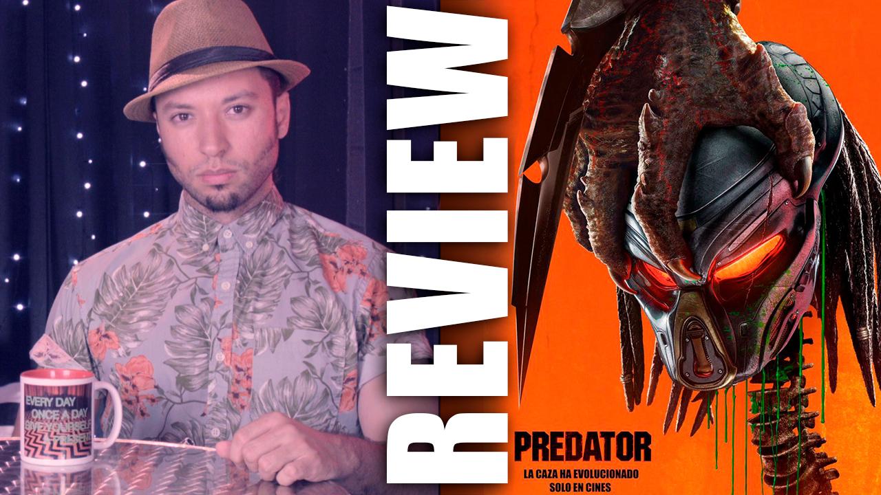Temporada 1 Predator (2018)