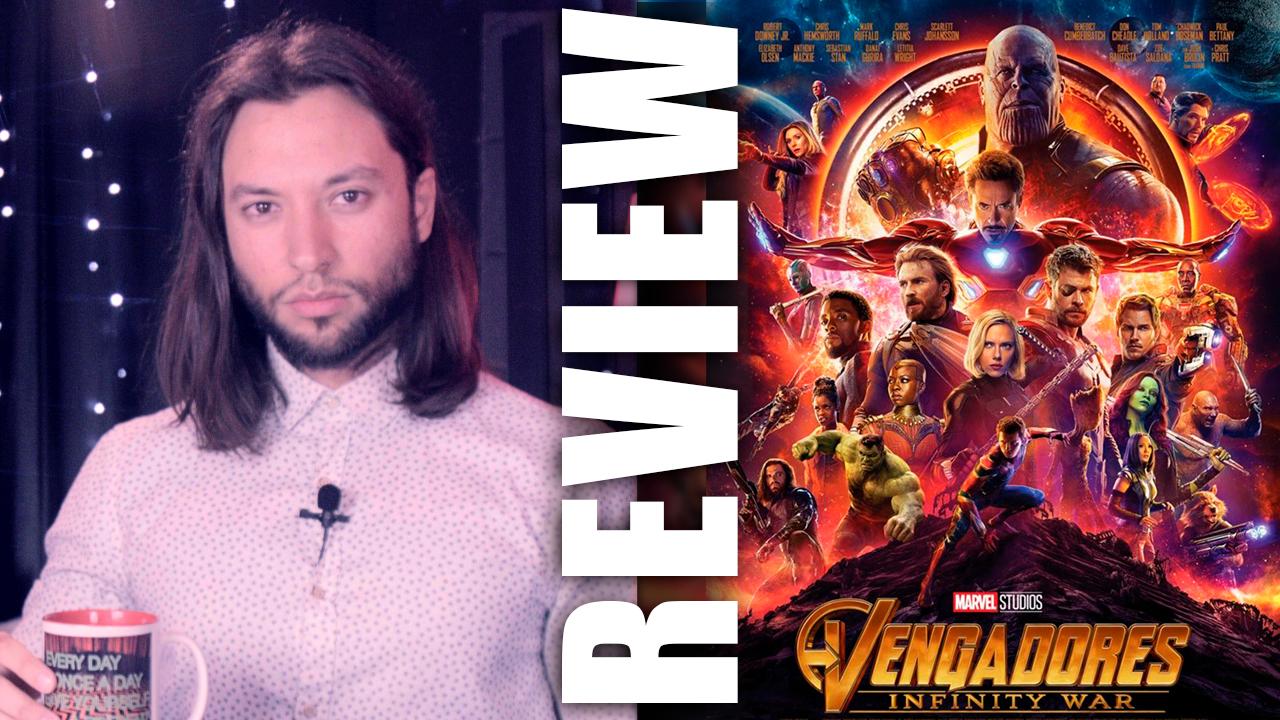 Temporada 1 Vengadores: Infinity War