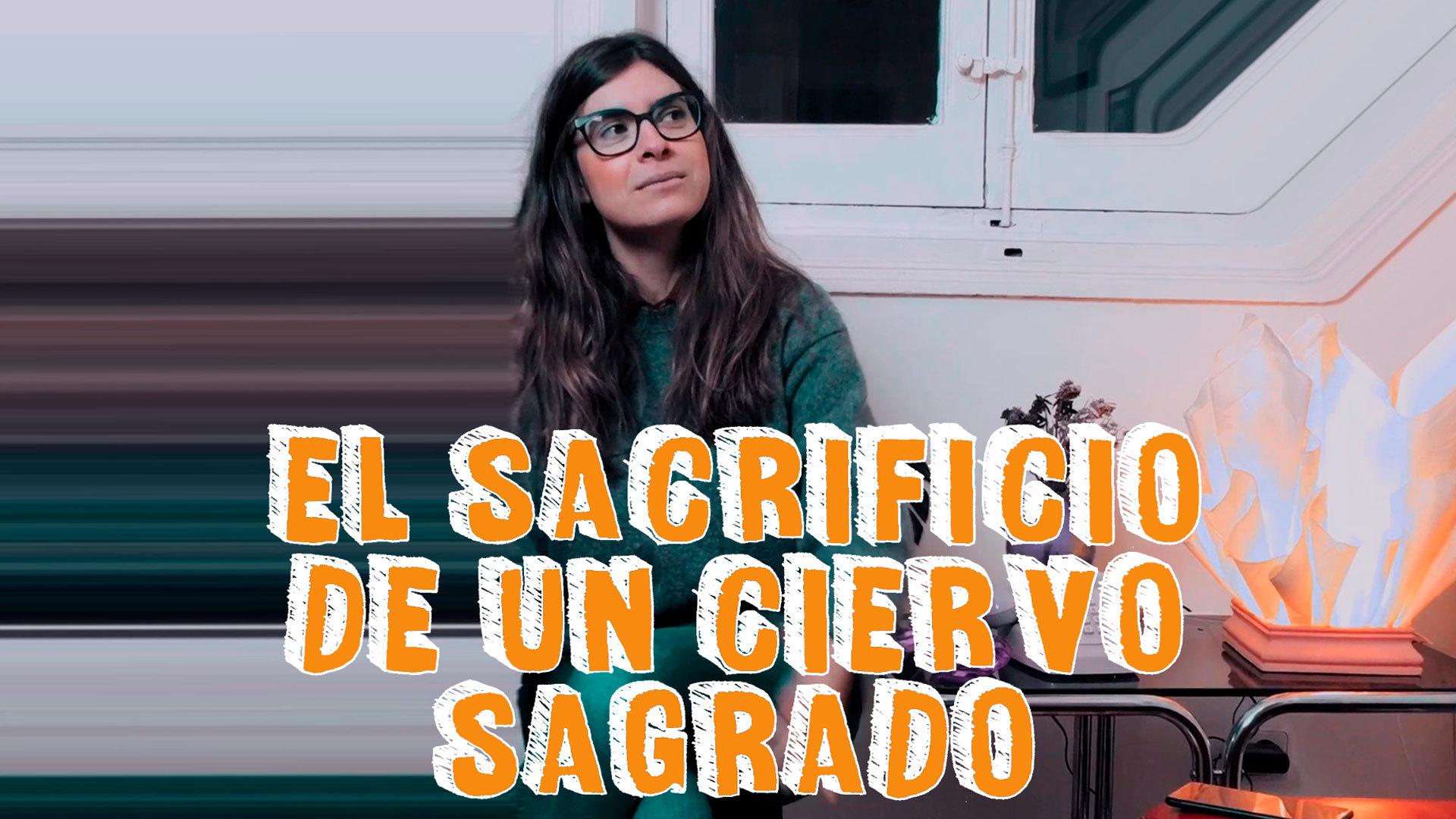Temporada 1  El sacrificio de un ciervo sagrado