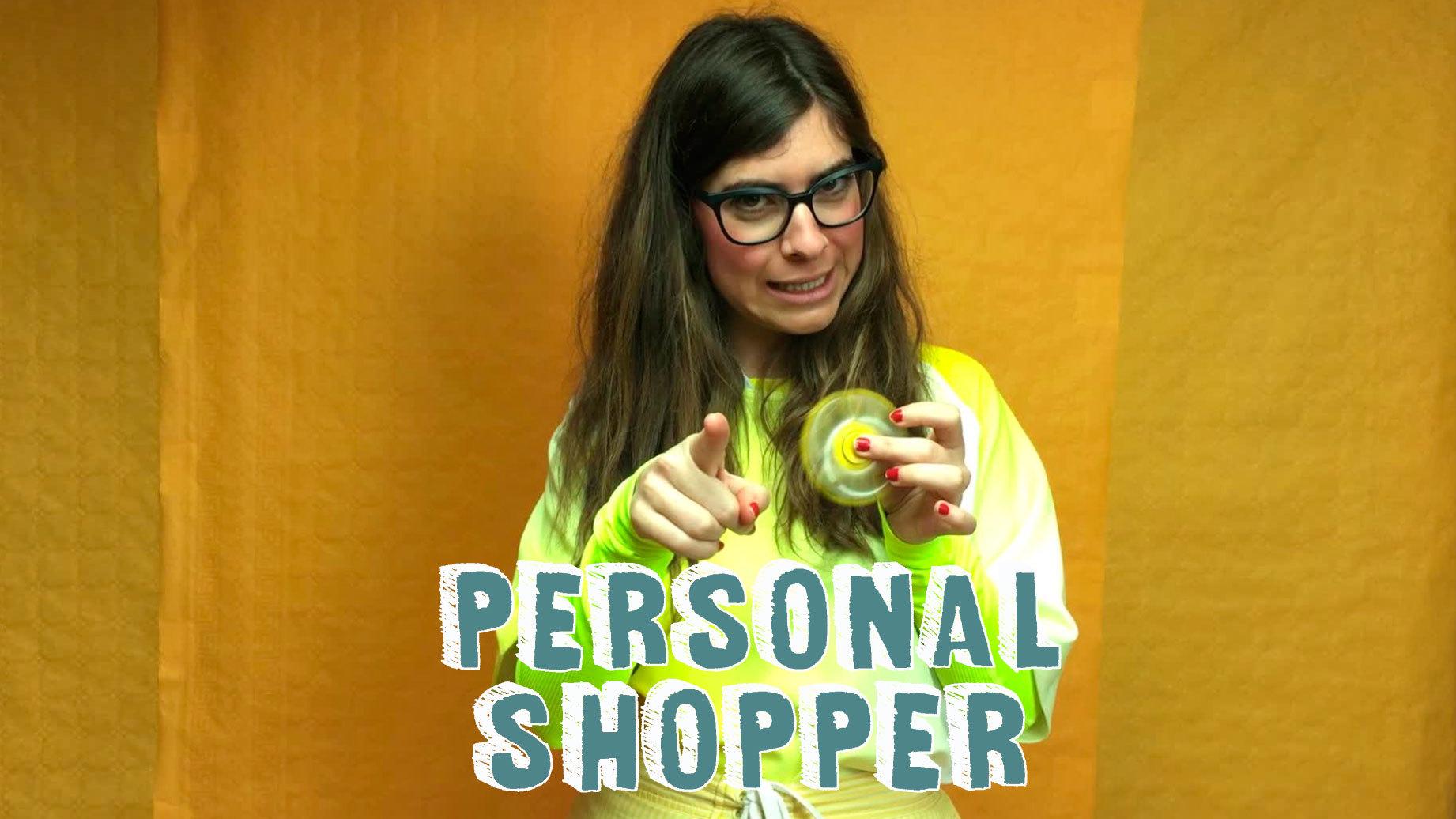 Temporada 1  Personal Shopper