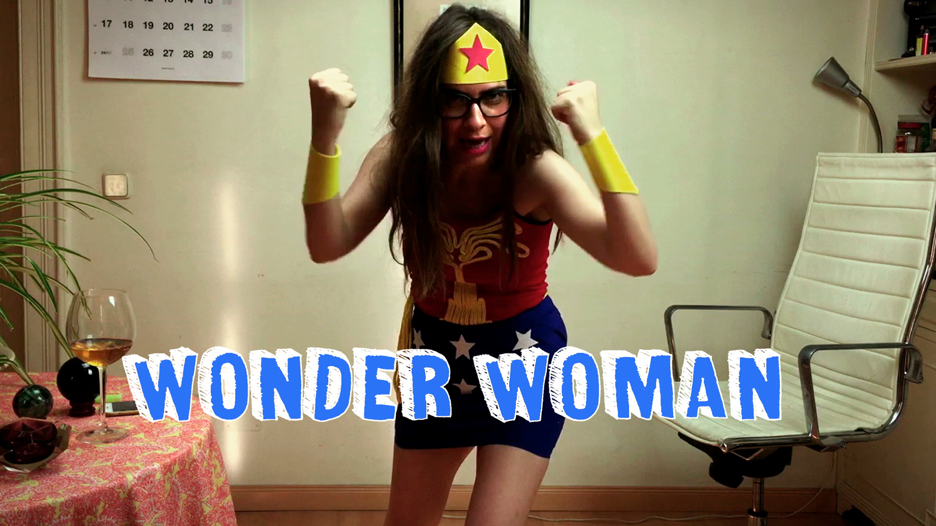 Temporada 1  Wonder Woman