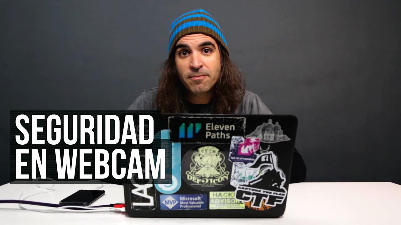 Temporada 1 Seguridad en webcams