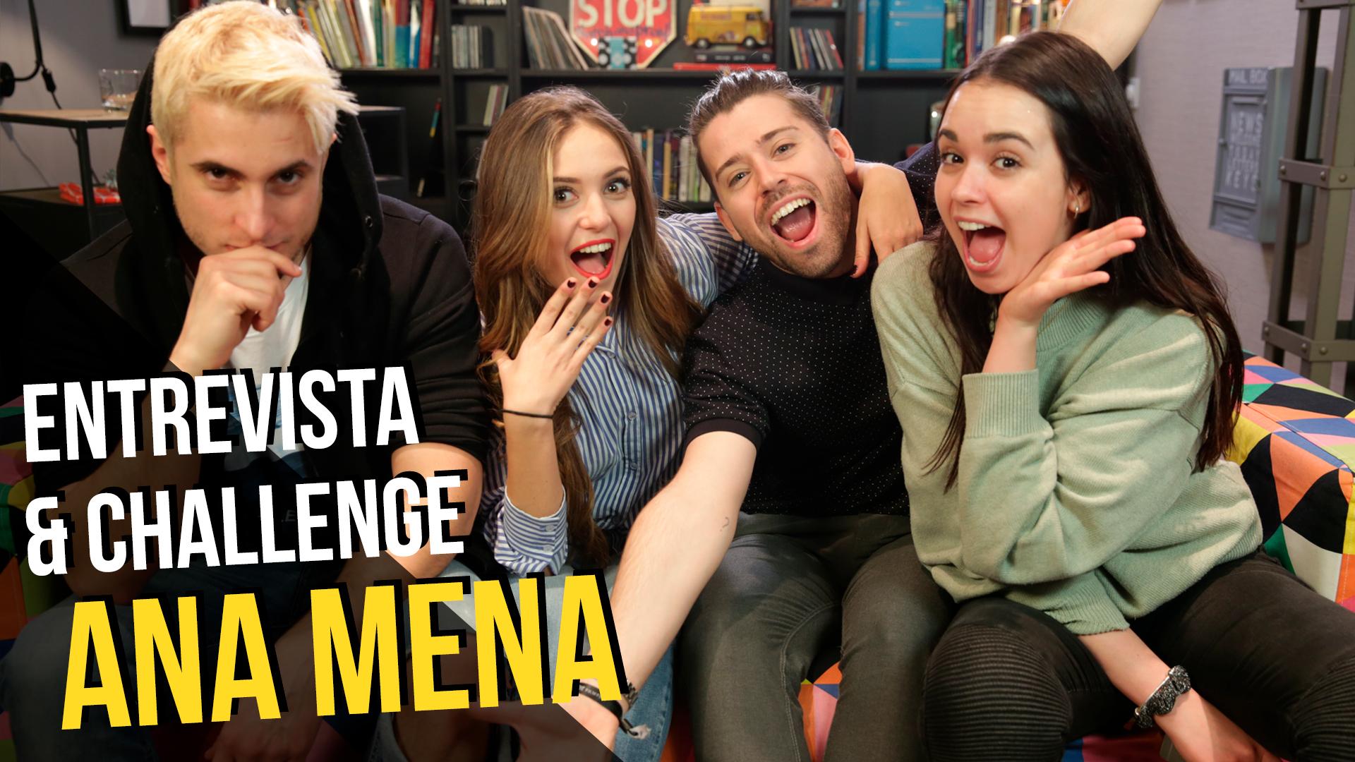 Temporada 1 Challenge y entrevista con Ana Mena