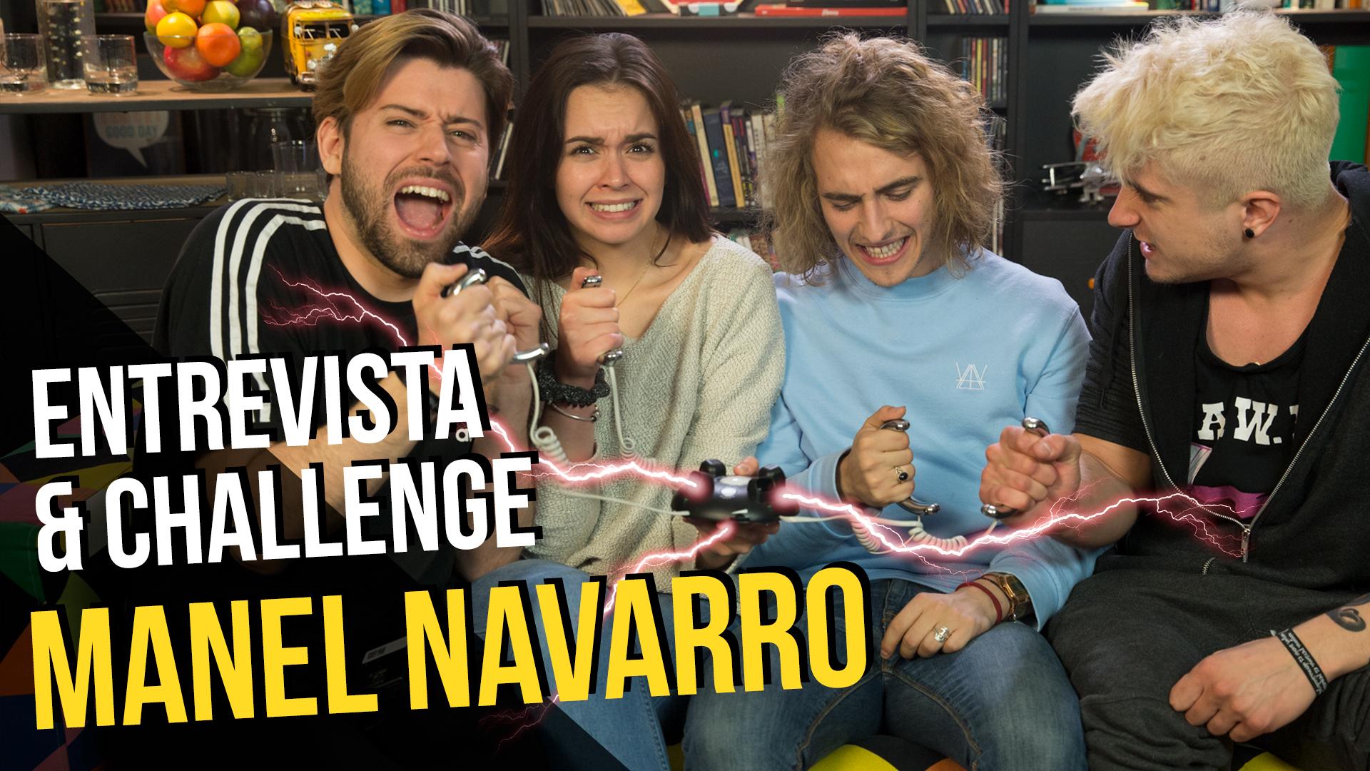 Temporada 1 Challenge y entrevista con Manel Navarro