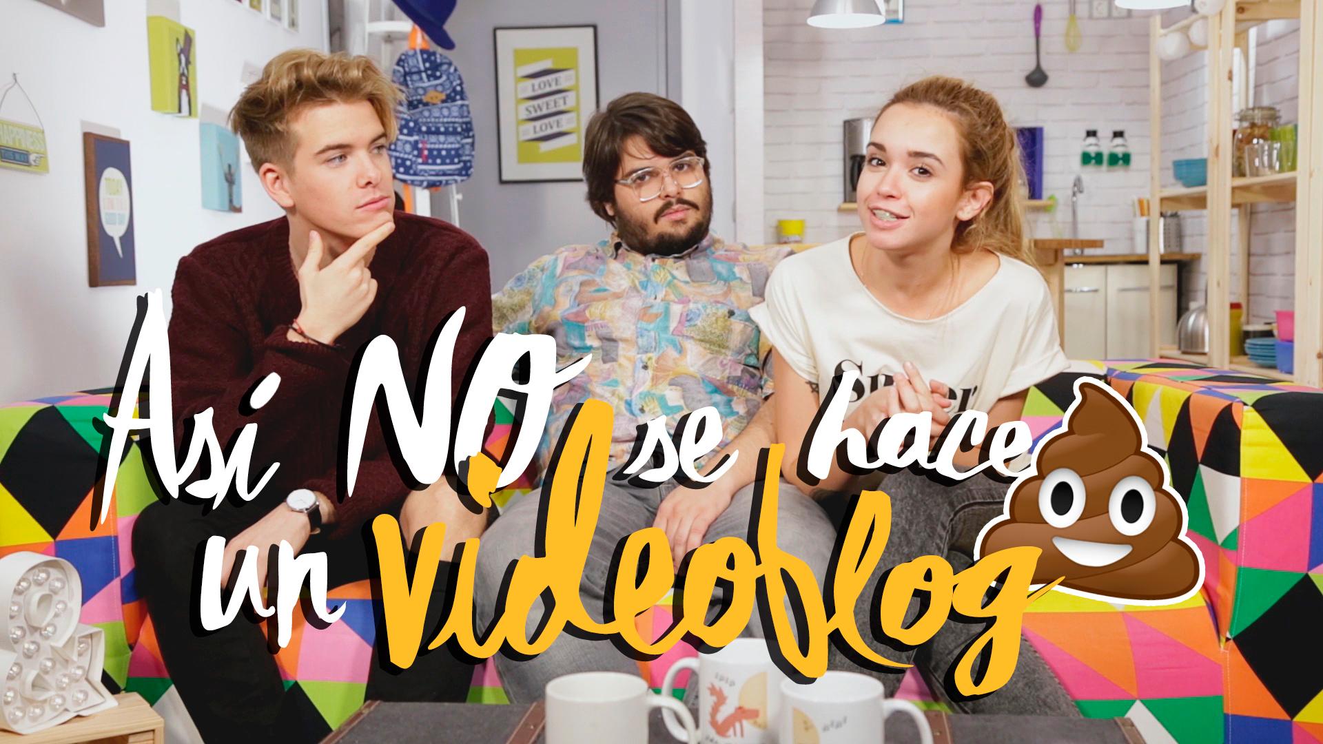 Temporada 1 Consejos para que tu Vlog no sea...una mierda