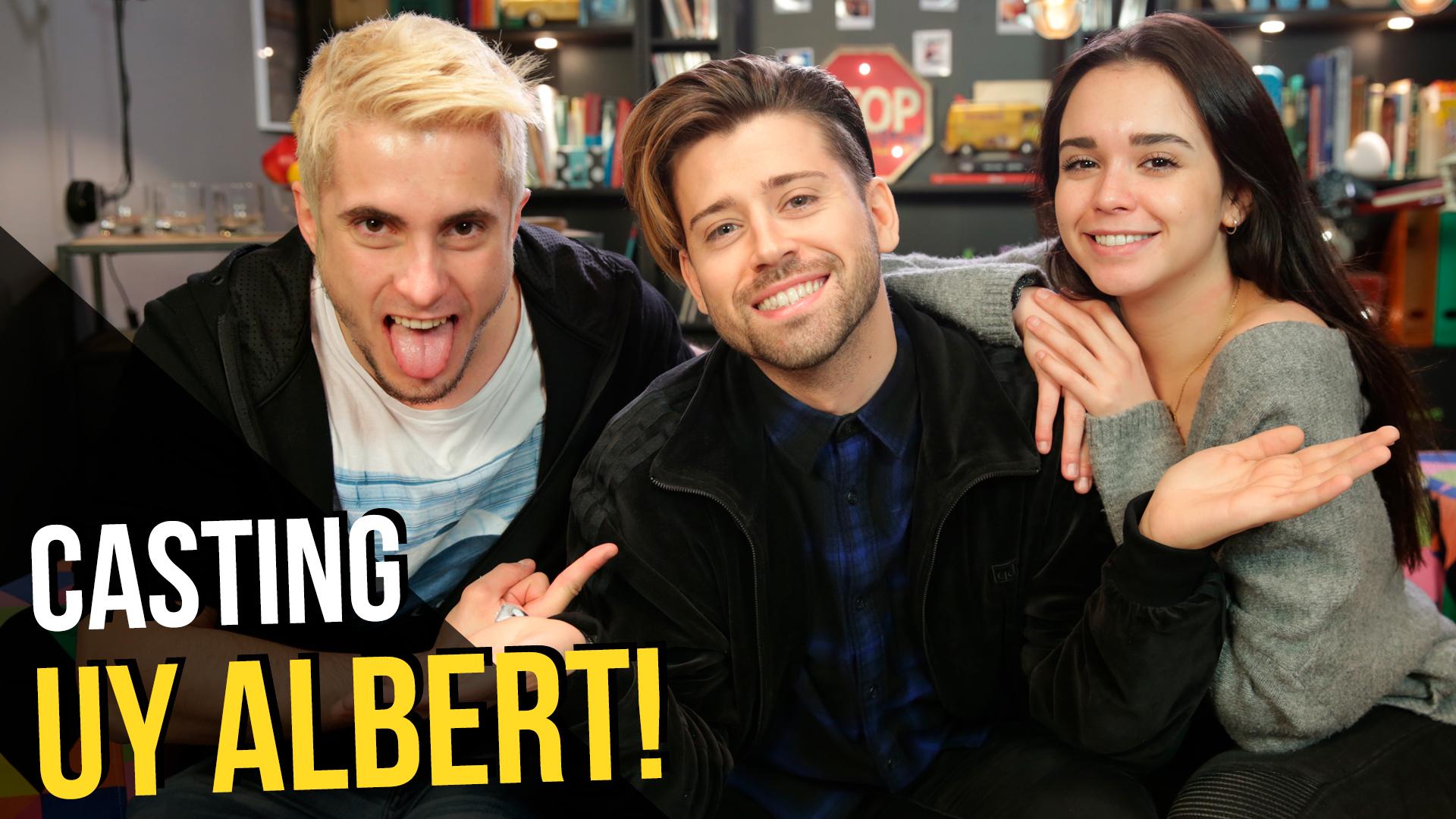 Temporada 1 ¡Damos la bienvenida a UY Albert!