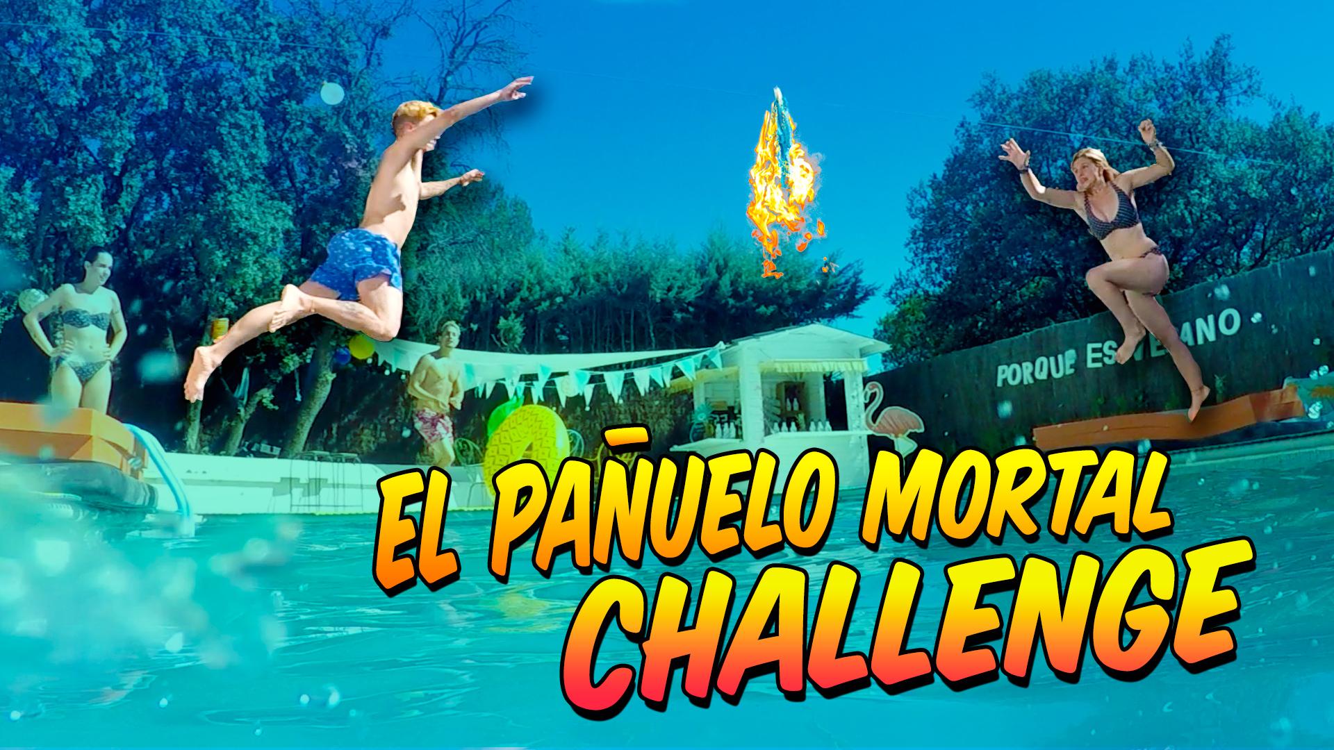 Temporada 1 El Pañuelo Mortal Challenge