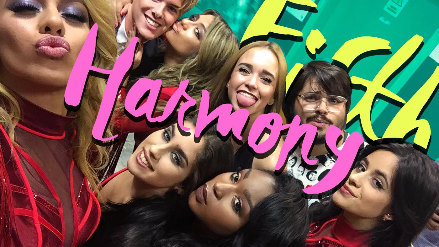 Temporada 1 Entrevistamos a Fifth Harmony en los Neox Fan Awards