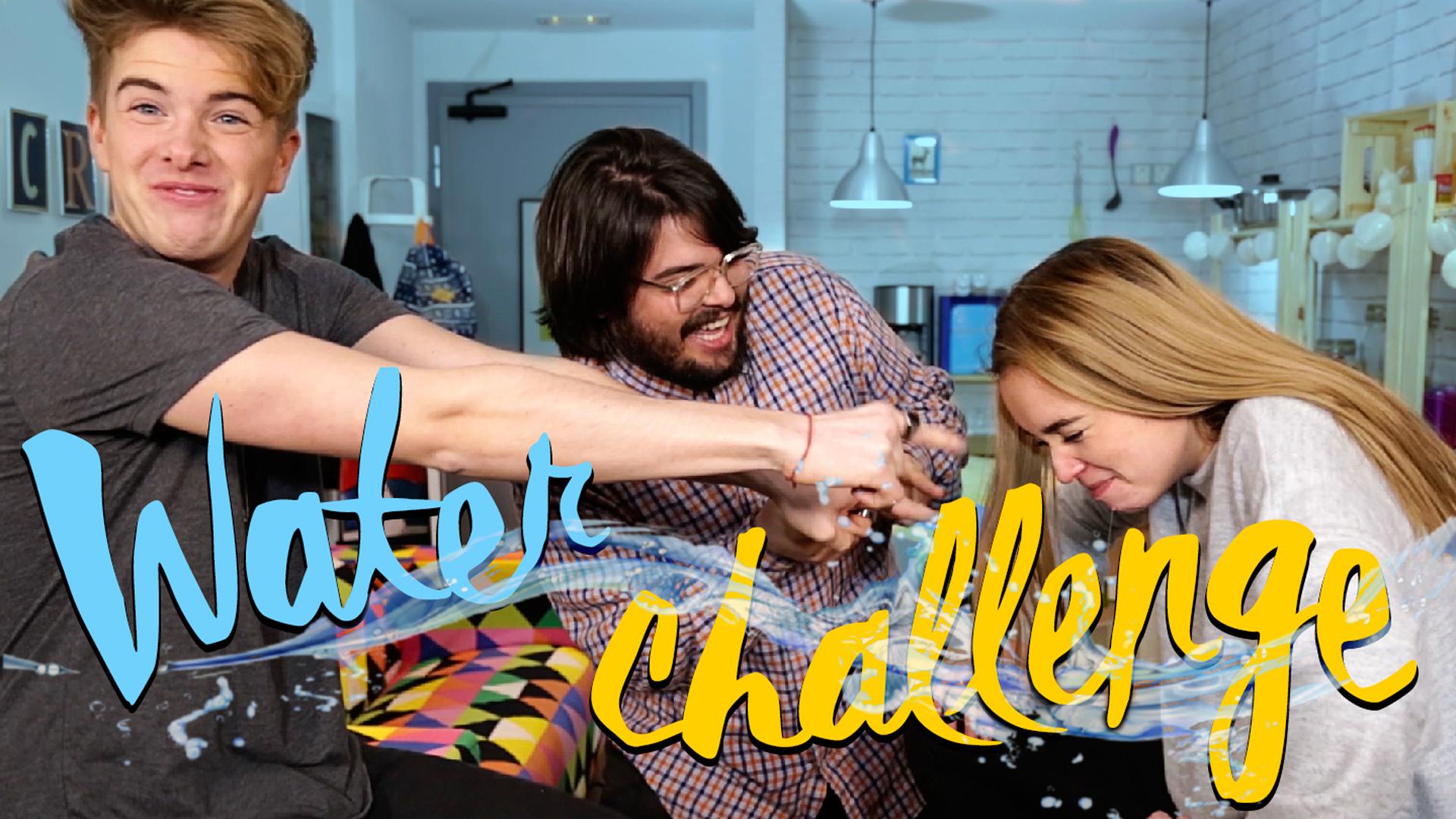 Temporada 1 Intenta no reír…INNUENDO Challenge