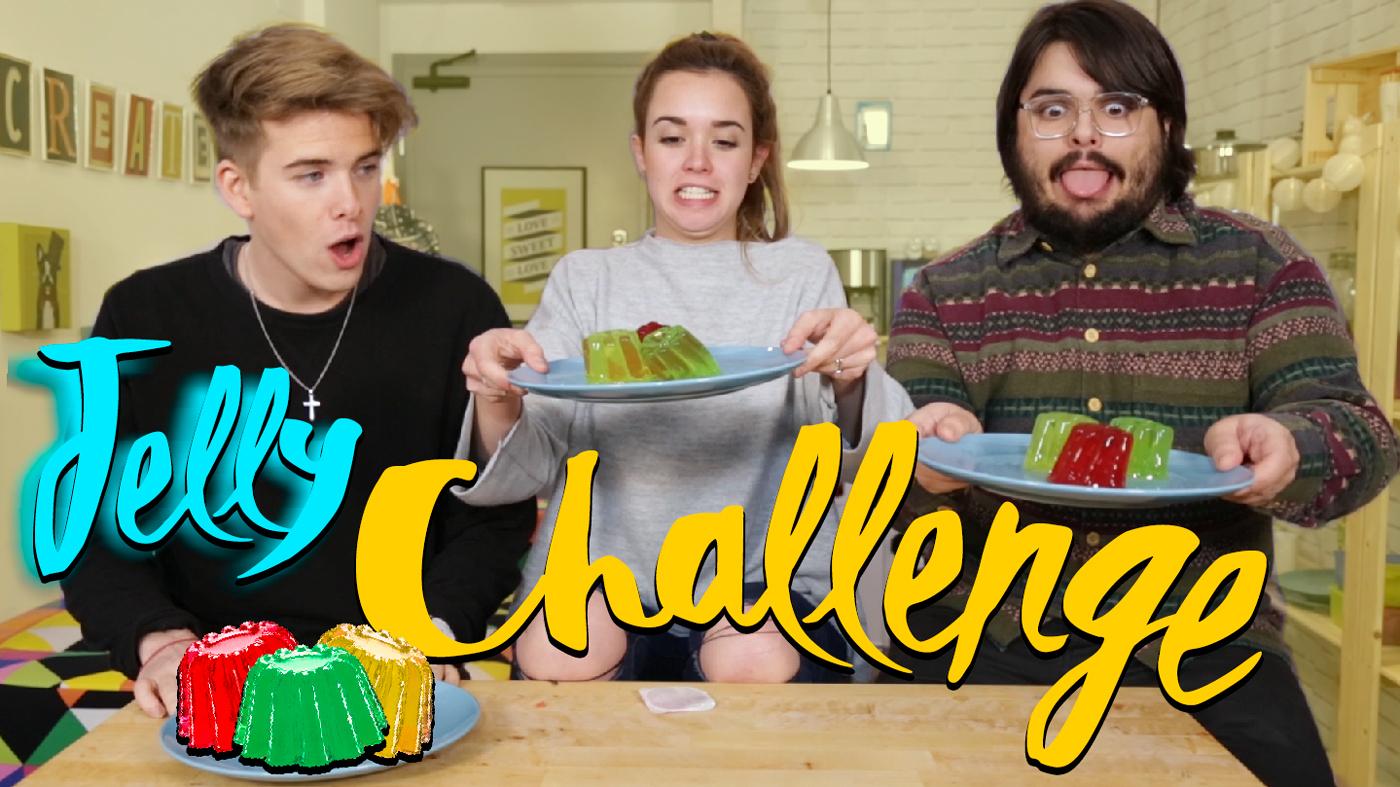 Temporada 1 Jelly Challenge