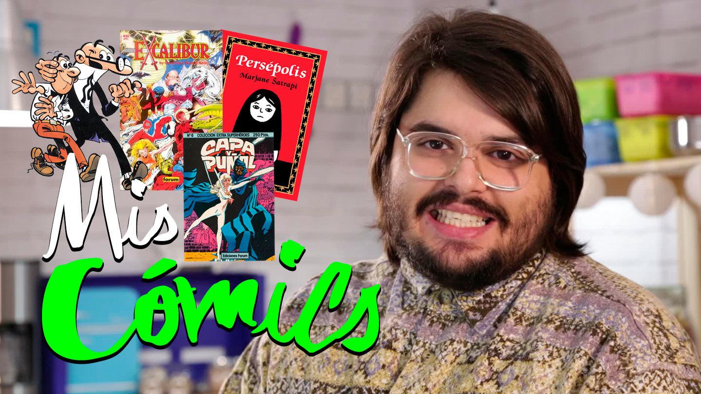 Temporada 1 La biblioteca de cómics de Brays Efe