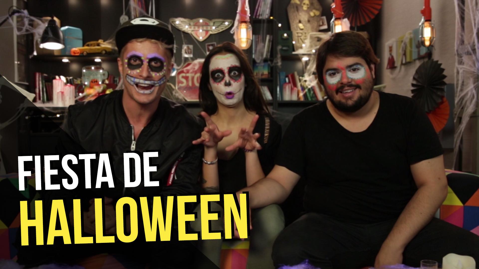 Temporada 1 La fiesta de Halloween de Roomies