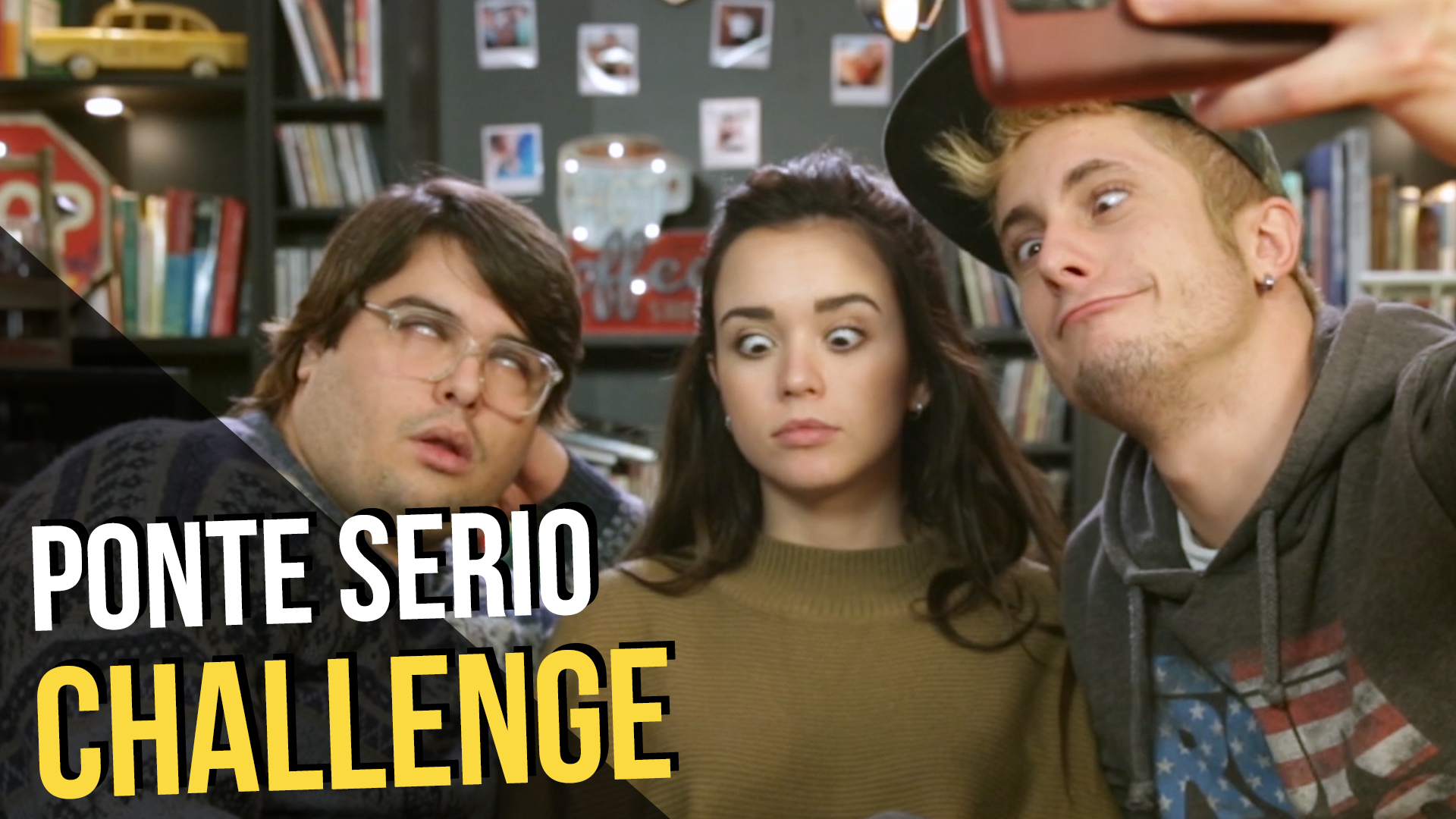 Temporada 1 ¡No te rías Challenge!