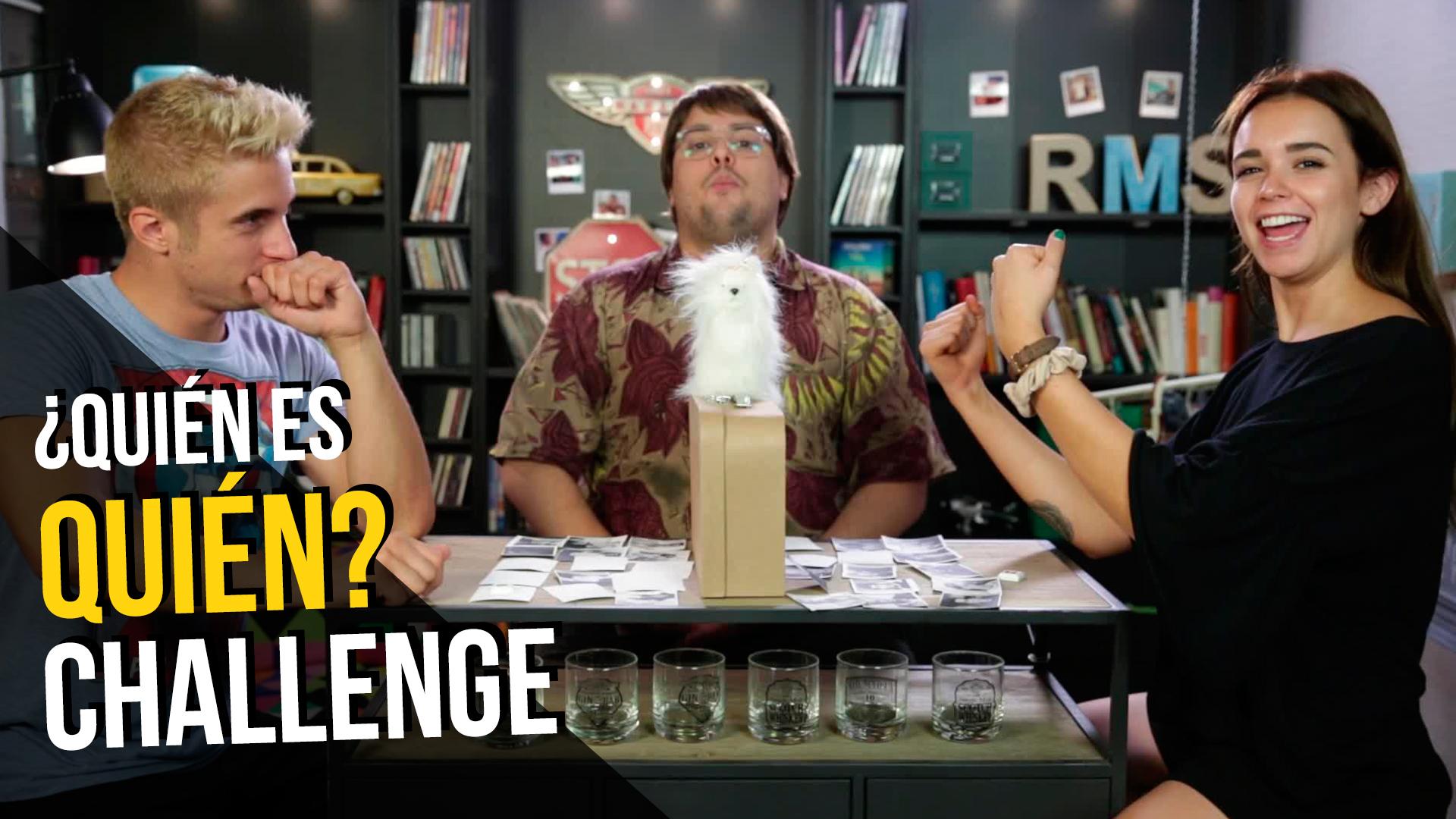 Temporada 1 ¿Quién es quién? Challenge