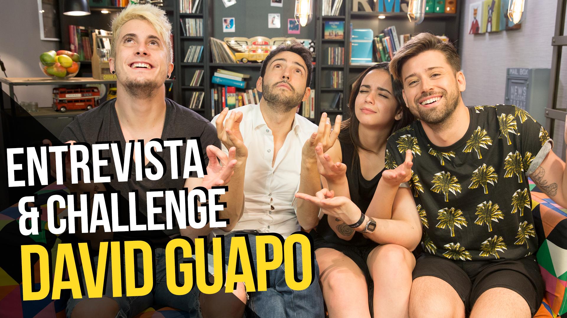 Temporada 1 Reto de los acentos con David Guapo