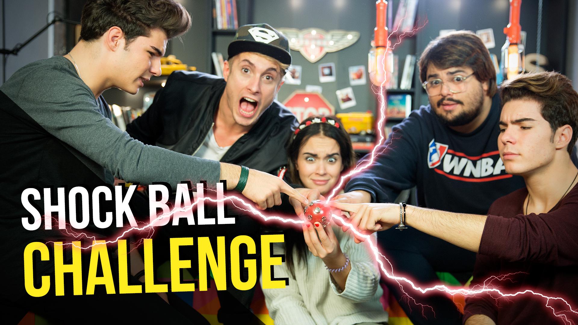 Temporada 1 Shock Ball challenge con Gemeliers