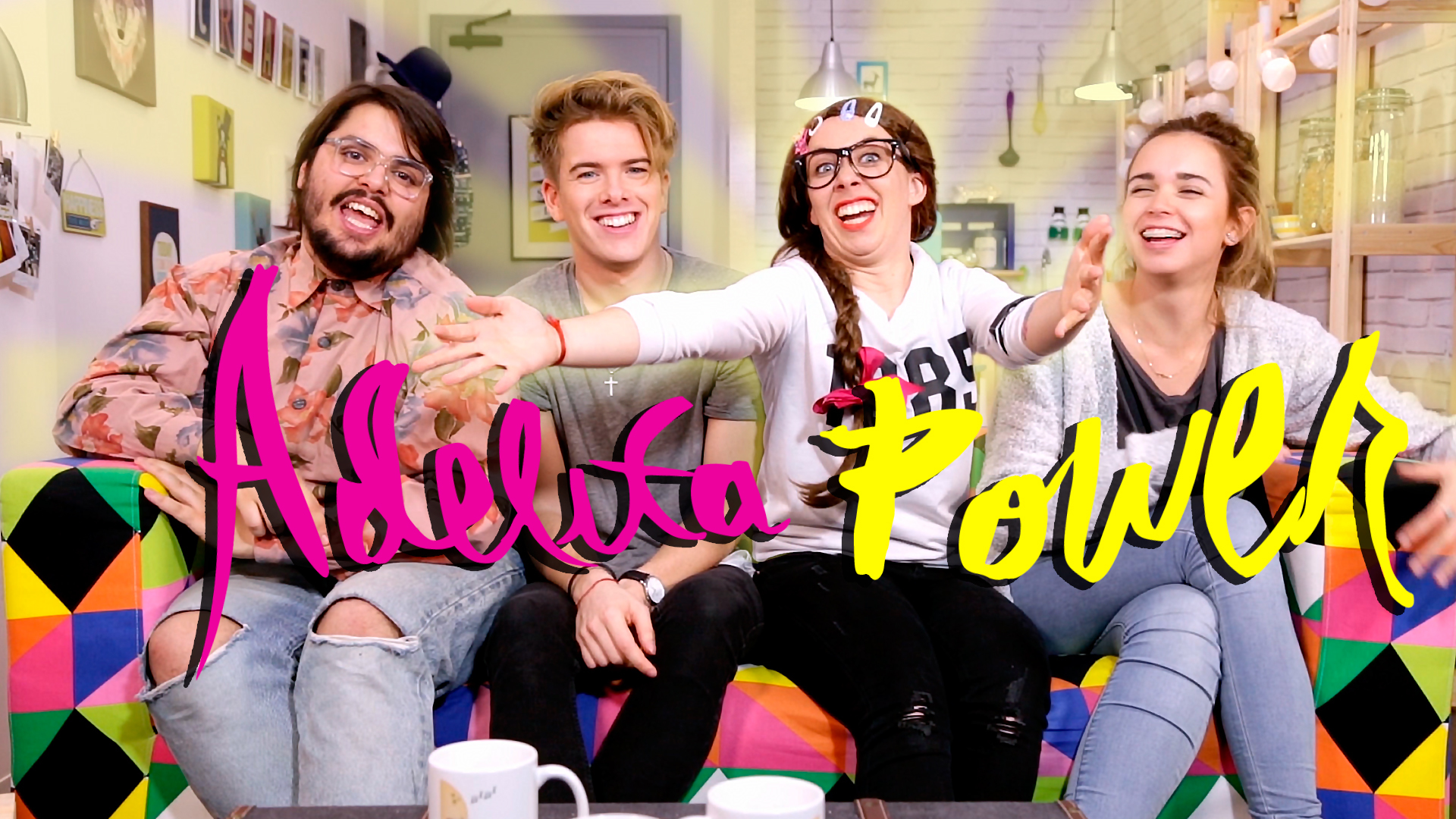 Temporada 1 Stuff your mouth con Adelita Power
