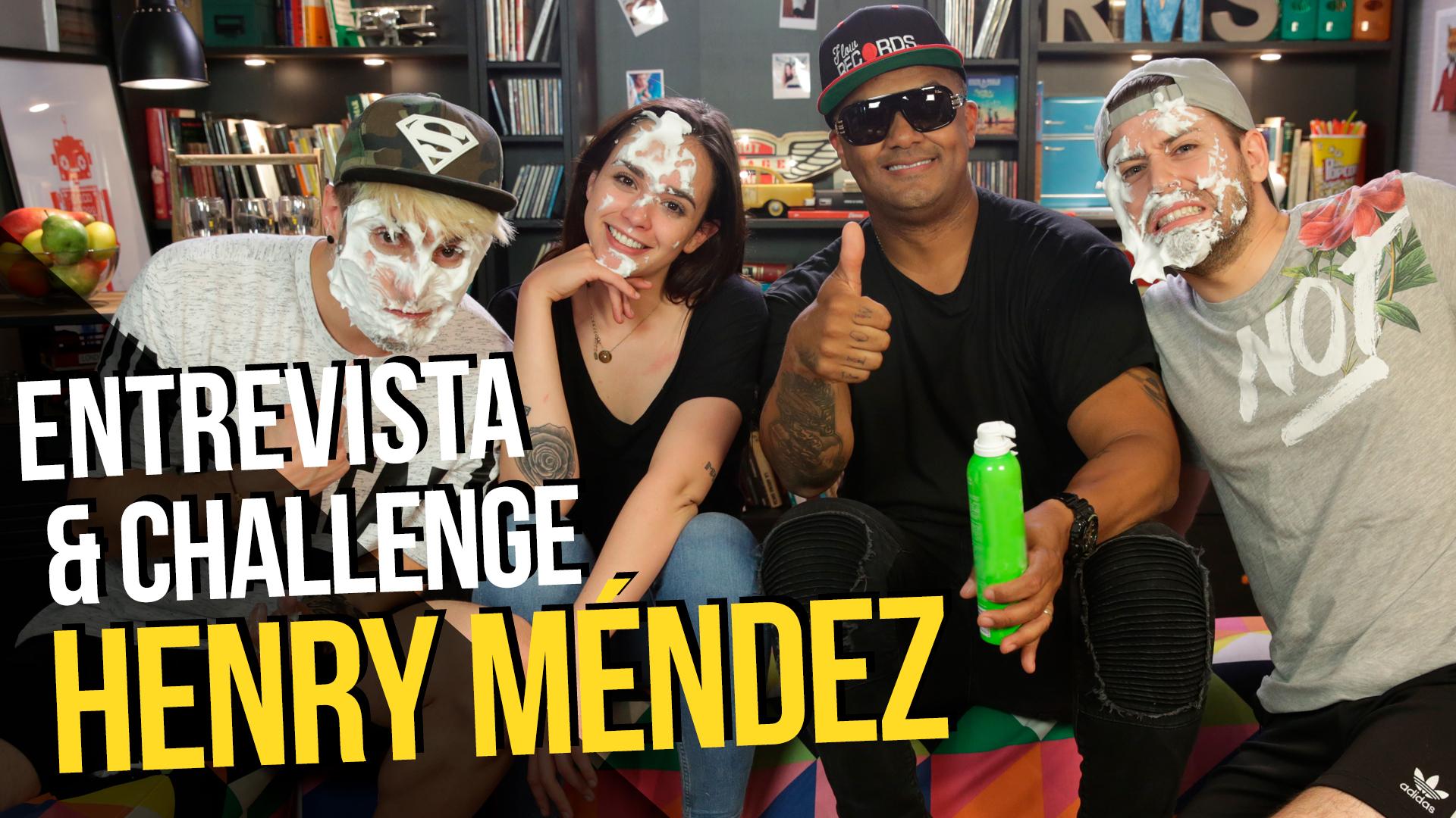 Temporada 1 Tartazos con Henry Méndez