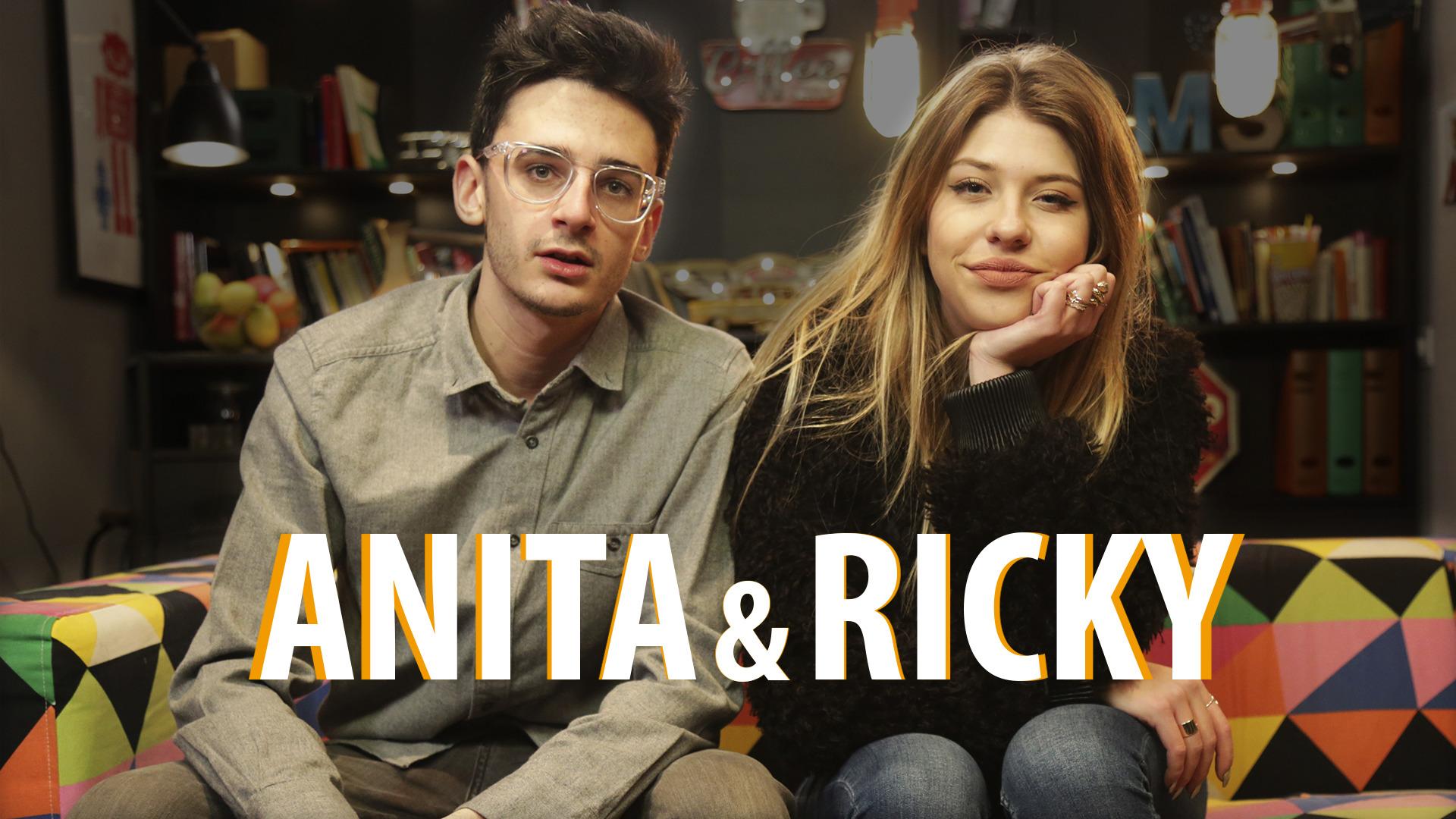 Temporada 2 Anita y Ricky