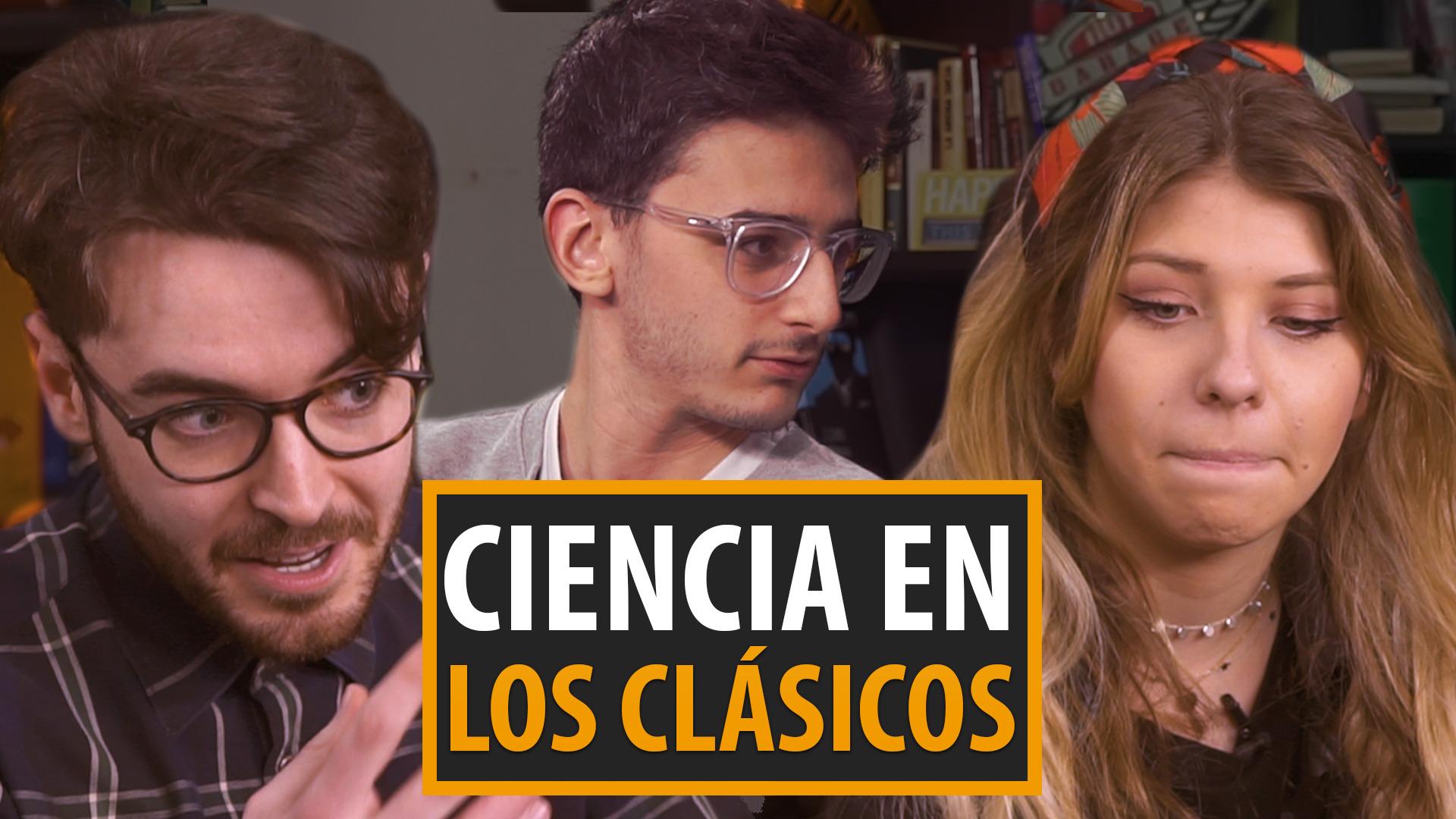 Temporada 2 Ciencia en los clásicos con QuantumFracture