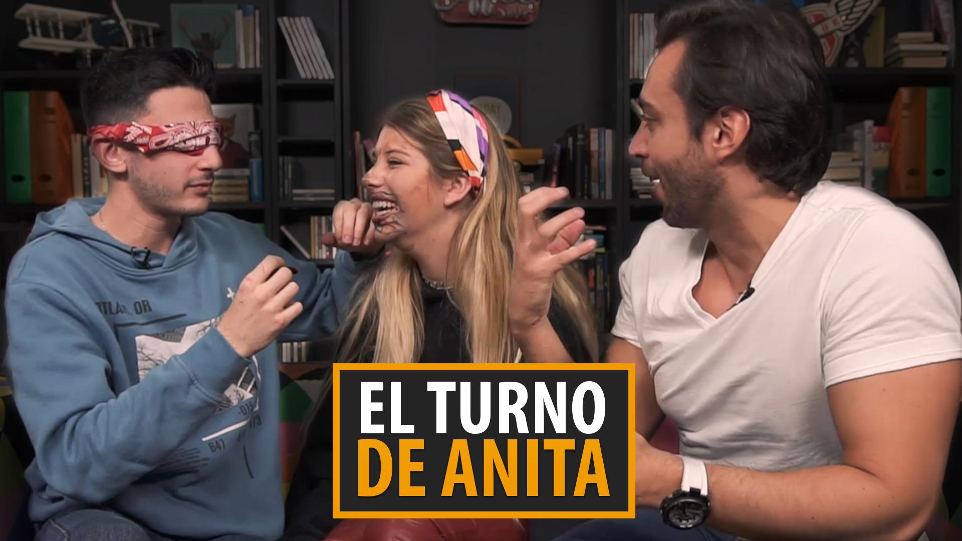 Temporada 2 El turno de Anita con Jordi Wild