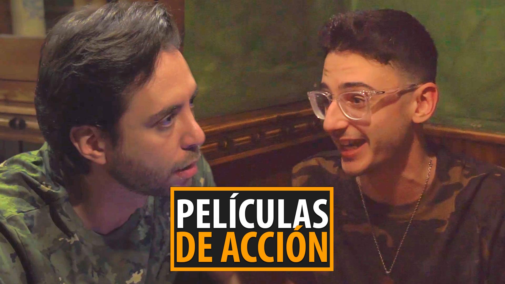 Temporada 2 Películas de acción: Parodia con Jordi Wild