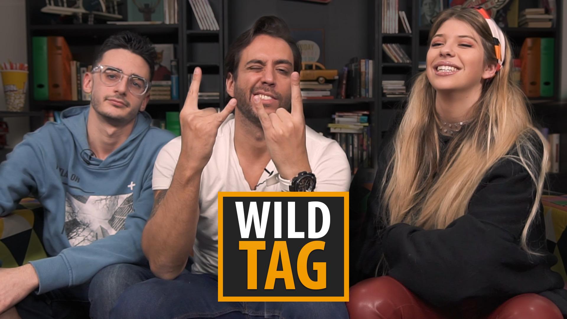 Temporada 2 WILD TAG con Jordi Wild
