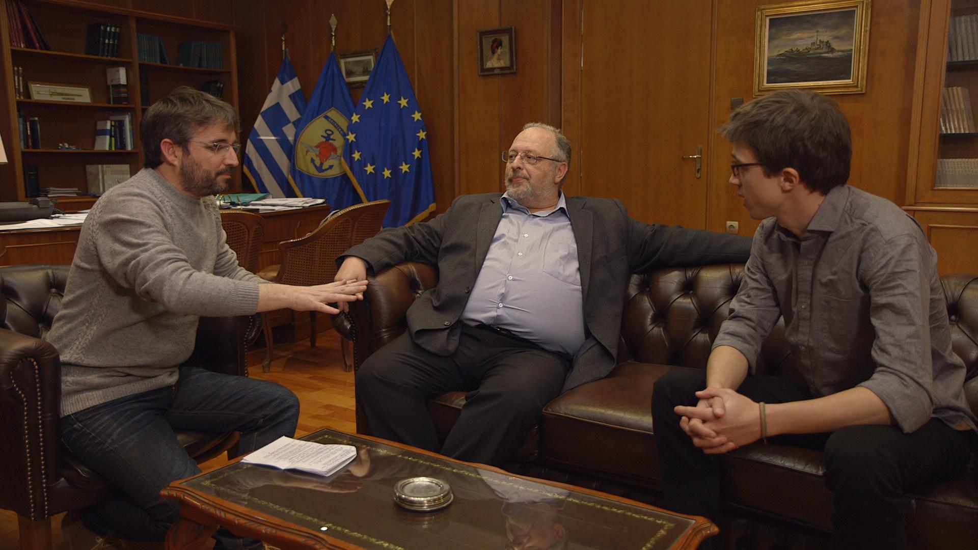 Temporada 10 Pulso entre la Grecia de Syriza y la UE