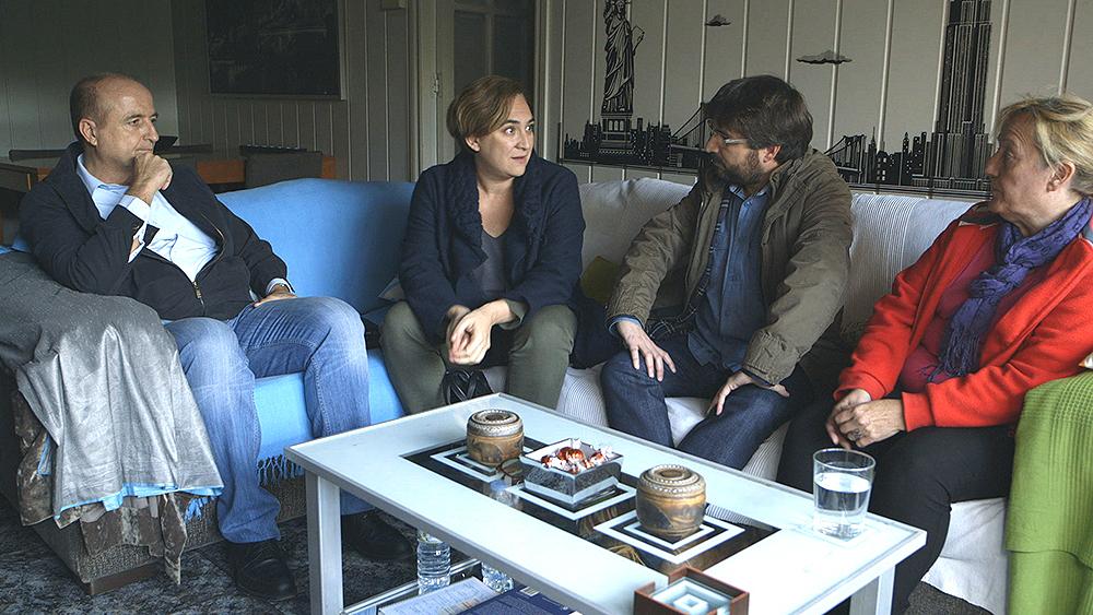 Temporada 11 José Manuel Soria, Miguel Sebastián y Ada Colau abordan el problema de la pobreza energética