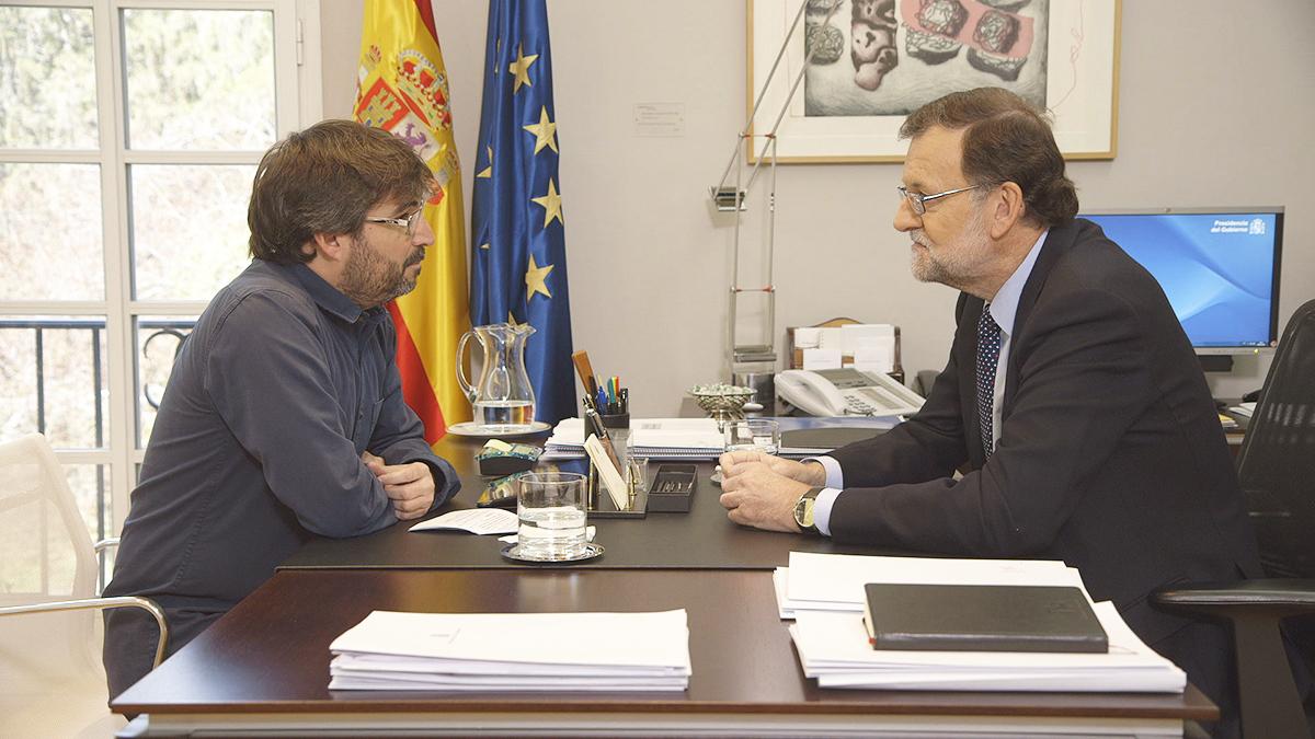Temporada 11 Mariano Rajoy - Una hora en La Moncloa