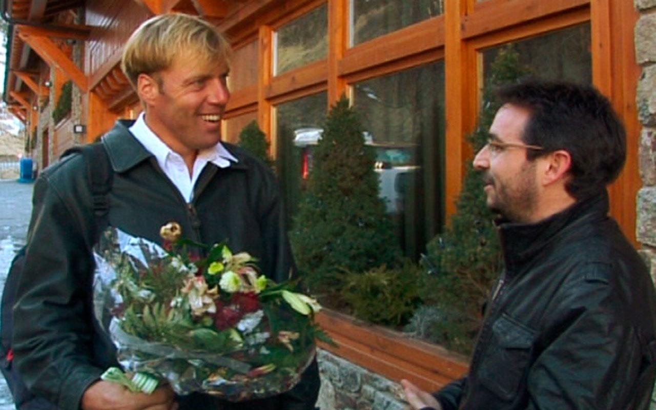 Temporada 2 A Andorra con Johann Mühlegg, Juanito