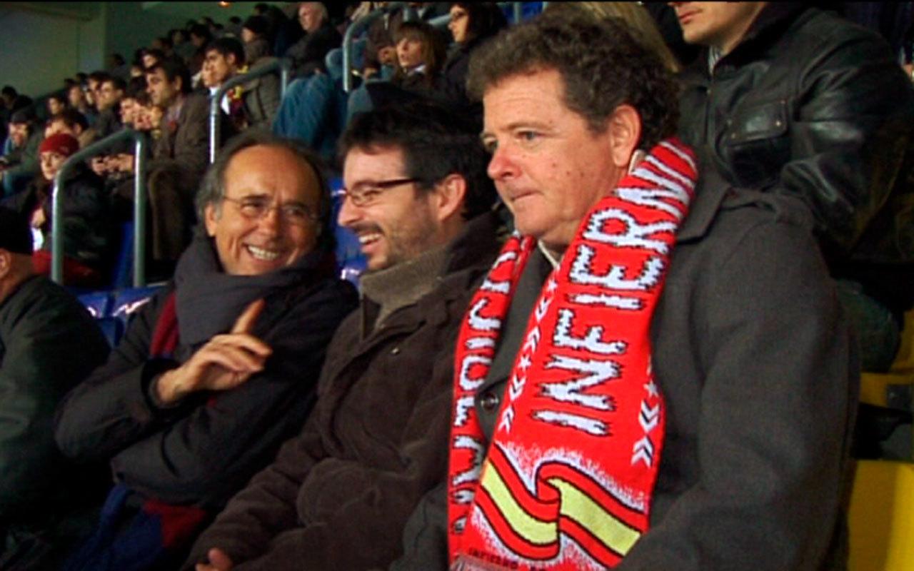 Temporada 2 Barça - Atleti con Serrat y Juan Luis Cano